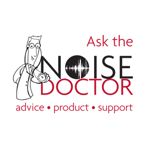 ask the noisedoctor logorgb